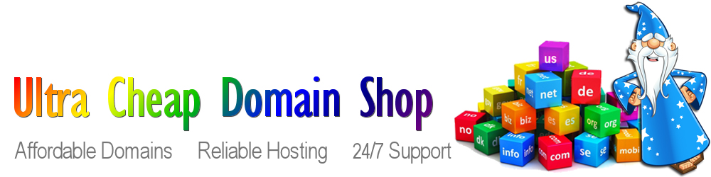 Ultra Cheap Domain Shop